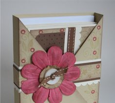 Okay, so this is my first ever tutorial, so please be gentle! lol CRISS-CROSS CARD BOX – by Vicki Wizniuk (http://wizardshangout.blogspot....