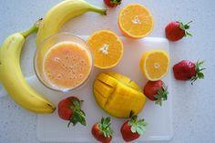 Citrus Sunshine Smoothie