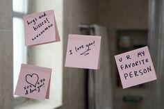 Es gibt viele Wege, seine Liebe zu gestehen. Und zwar ohne dass man die berühmten drei Worte sagt.