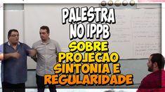 Palestra de Saulo Calderon à convite de Wagner Borges no IPPB - Projeção...