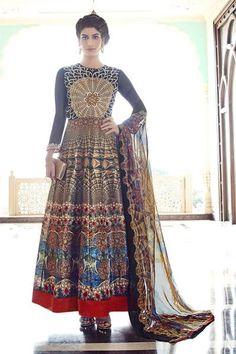 f614018e7b Buy latest Anarkali Salwar Kameez Online in India and Designer Anarkali  dress designs online shopping at