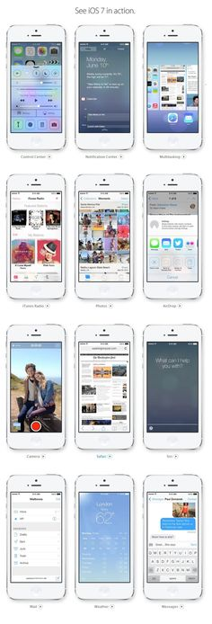 iOS 7 - all I can say is wow!