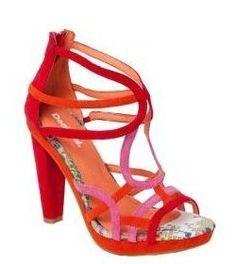 Desigual Ete Desigual 2013 2013 Ete Chaussure Chaussure gq8cwHBx6