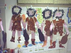 Begeleide of zelfstandige activiteit Amusement Enfants, Horrible Histories, Ice Age, Stone Age, Camping Crafts, Art Plastique, Animation, Time Travel, Art Lessons