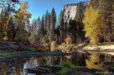 Yosemite fall - Google Search