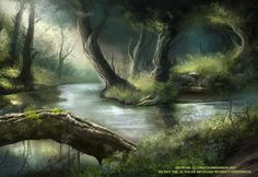 River by nathie on DeviantArt