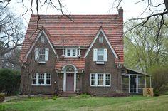 Tudor Revival house, early 20th Century