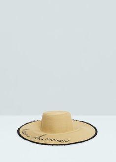 Latest trends in women's fashion. Beachwear For Women, Panama Hat, United Kingdom, Latest Trends, Mango, Adventure, Lifestyle, Woman, Clothes