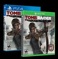 """La edición definitiva de 'Tomb Raider' fue anunciada durante la Gala de los Premios Spike VGX 2013. Crystal Dynamics, un estudio de Square Enix, confirmó su lanzamiento para Xbox One y Play Station 4 el 31 de enero de 2014.efectivo."""""""