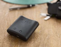 Get up, get moving, and charge your devices with AMPY MOVE, the world's first wearable motion #charger.