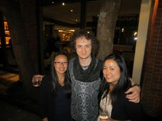 Isabel Lamleta  April 14     .  Ruslan Sirota the most energetic and talented pianist ever! — with Donna Lau and Ruslan Sirota.