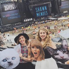 we here • #1989TourEastRutherford