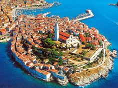 Rovinj, Croatia I have been here but want to go back!