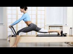 pilates reformer workouts - 30 min full body
