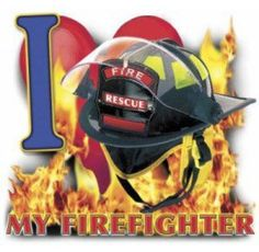 Love your firefighter! #Hero #Firefighter #Rescue