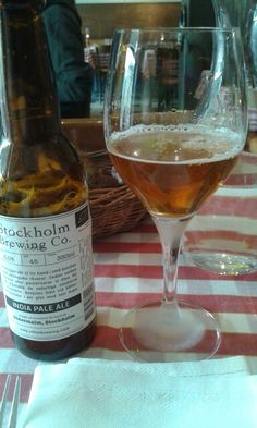 Stockholm Brewing Co. India Pale ale