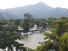 Lagoa de Marapendi Water Pond, Rio De Janeiro
