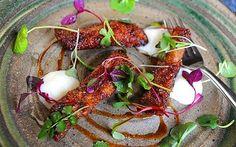 Chef Simon Rogan recipe: Glazed lamb belly with artichoke and sherry vinegar