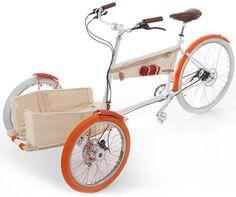 Bem Legaus!: Bike de carga