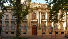 Ateneo, Plaza Cagancha, Centro, Montevideo. Construcción: 1897