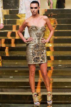 Versace Haute Couture, S/Su 2012