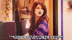 Alex Russo from Wizards of Waverly Place.