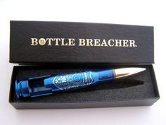 Police Gift 50 Caliber Bullet Bottle Opener. Policemen Gift. Husband Gift. Anniversary Gift. Christmas Gift. Stocking Stuffer. Police Gift
