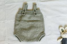Gestrickte BabyStrampler stricken Hand Overall von LalaKa auf Etsy