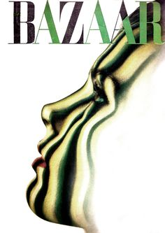 15 -Erwin Blumenfeld this time fitting more into experimental fashion, harpers bazaar been known for its creative look