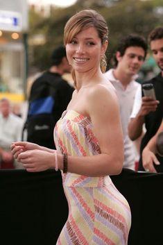 jessica-biel-booty-in-dress.JPG - jessica biel booty in dress! - 1 of 1 Jessica Biel, Beautiful Celebrities, Beautiful Actresses, Gorgeous Women, Beautiful Beautiful, Beauté Blonde, Actress Jessica, Hot Actresses, Hollywood Actresses
