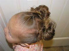 lots of hair dos ideas for little girls