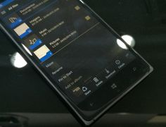 Onedrive para Windows 10 Mobile ganha funcionalidades