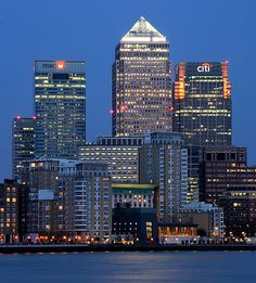 We're excited to be opening in Canary Wharf, London. Still not used to the amazing views on the way to work!