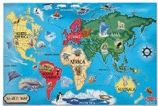 Kids will enjoy learning about maps and world cultures with these wonderful hands-on activities!