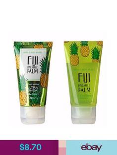 Bath & Body Works Mixed Bath Products #ebay #Health & Beauty Beauty Routine Checklist, Beauty Routines, Pineapple Palm, Fiji, Shower Gel, Bath And Body Works, Shot Glass, It Works, Moisturizer
