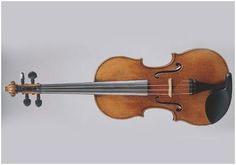 """THE KREUTZER"", STRADIVARIUS VIOLIN ($1.58 MILLION)"