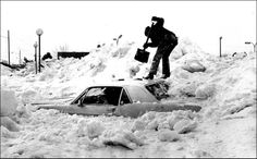 Blizzard of 1978 Toledo Ohio | The Blizzard of 1978