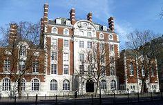 Real Academia de la Música de Londres.