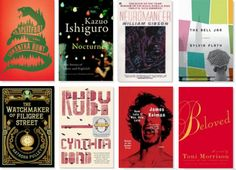 Favourite fiction books of 2016