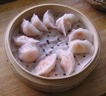 Traditional Chinese Recipes: Ha Gao (Shrimp Dumpling)