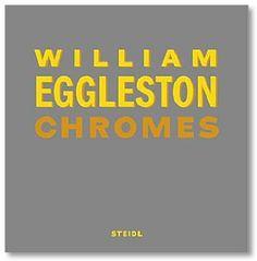 photo-eye Bookstore | William Eggleston: Chromes | photo books extraordinary production values, beautiful