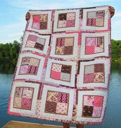 Sugar and Spice Baby Quilt | Flickr - Photo Sharing!