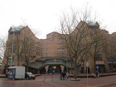 ING hoofdkantoor Bijlmerplein Amsterdam Zuidoost