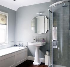 20 Refined Gray Bathroom Design Ideas