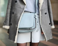 How To Wear Pastel Colours in Winter