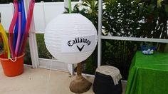 Golf ball paper lantern Theme Ideas, Party Themes, Golf Party, Paper Lanterns, Golf Ball, Youth, Home Decor, Decoration Home, Room Decor