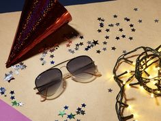 The party will never end when you wear Ray-Ban shades. Dope Fashion, Fashion Wear, Fashion Trends, Oakley Sunglasses, Sunglasses Women, Sunglass Hut, Ultra Violet, Ray Bans, Stylish