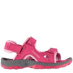 Karrimor Antibes Children's Sandals Raspberry/Pink Kids Sandals, Antibes, Raspberry, Kids Outfits, Footwear, Wedges, Fasteners, Pink, Europe