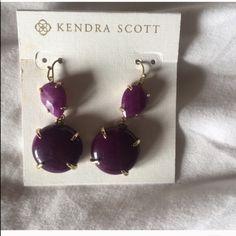 KENDRA Scott sale New never Been used Kendra Scott Jewelry Earrings