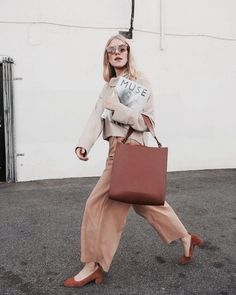 Gina Laura Hose Carla NG five pocket style beige NEU